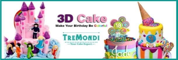 Tremondi Cake Shop tawarkan Promo